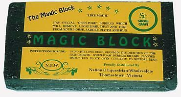 NEW AUSSIE SADDLERY Magic Block