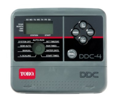 Toro DDC 4 Station Indoor Controller