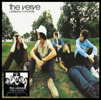 THE VERVE ~ URBAN HYMNS ~ REMASTERED (2016) 2 x VINYL LP ~ *NEW AND SEALED*