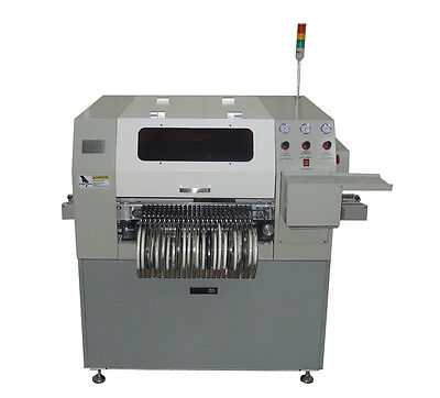 Dual Head Automatic Pick and Place Machine QM3000