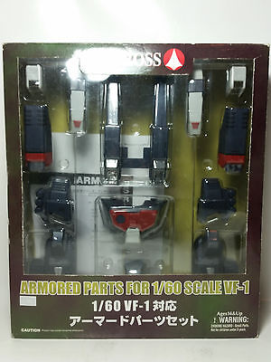 Macross Yamato Valkyrie Armored Parts for 1/60 VF-1 GBP US SELLER v1