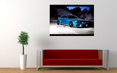 "ADV WHEELS MERCEDES SL65 AMG NEW LARGE ART PRINT POSTER PICTURE WALL 33.1""x23.4"""