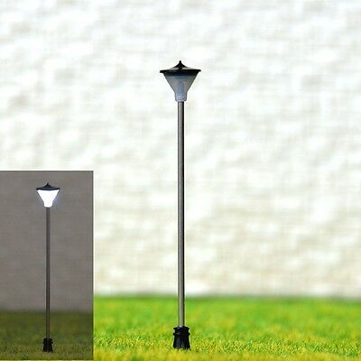 S094 - 10-pc Farola con LED para 12-19V variable Altura 4 bis 7cm