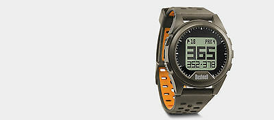 Bushnell Neo ION GOLF GPS WATCH  Charcoal  with Free Ball Marker & Pens