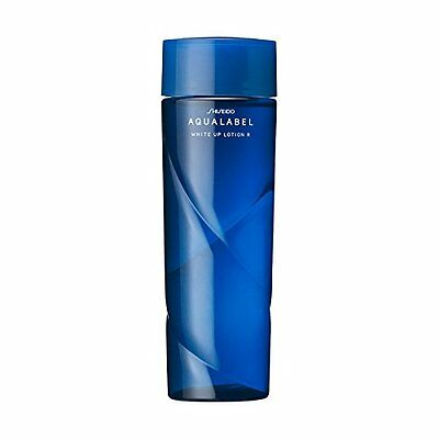 """Shiseido AQUALABEL White up lotion R """"Moist type"""" 200ml From Japan"""