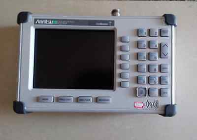 Anritsu S331D Site Master Handheld Cable and Antenna Analyzer