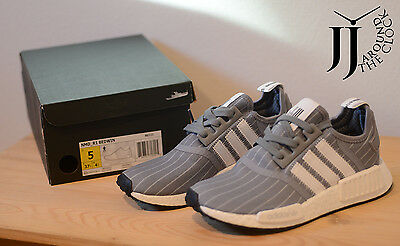 fa2ae1555 ADIDAS NMD R1 BB3123 Bedwin   The Heartbreakers SZ 7.5-13 DS Gray ...