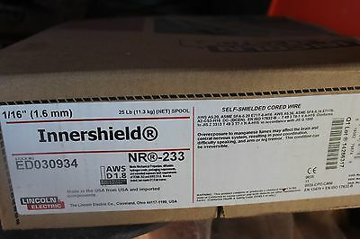 Lincoln NR 233 Innershield wire