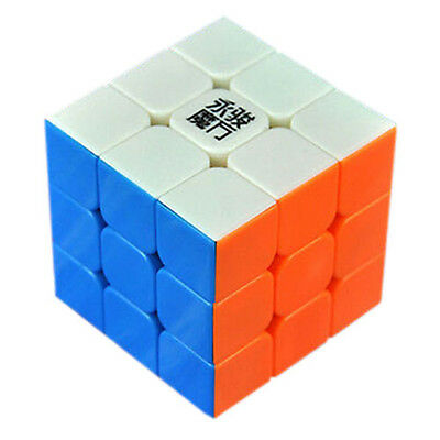 Yongjun Yulong 3x3x3 Speed Cube Magic Puzzle Smooth Stickerless Brain Storm Toy