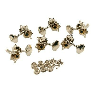 Grover Sta-Tite Tuners 3 Per Side Vertical