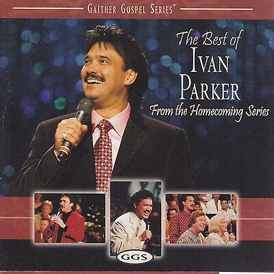 IVAN PARKER The Best Of / From Homecoming Series CD - New