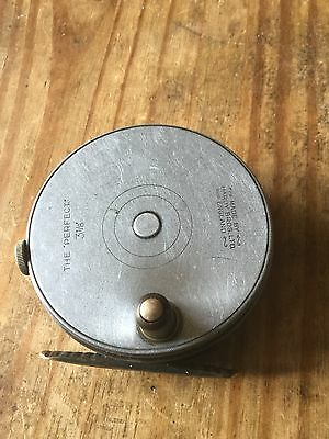 Hardy Perfect 3 1/8 Fly Reel