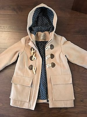 Girls Duffle Coat From NEXT Aged 5
