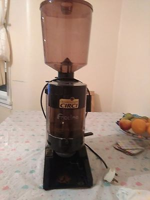 fracino commercial coffee grinder