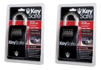 2 x Far King Key Safe - Perfect For Holding Your Car/House Key While You Surf