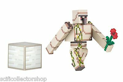 Minecraft Iron Golem 3 inch Collectable Action Figure - NEW