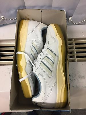 Vintage Adidas Step. Made In France. 1991. US 8 Tennis Shoes. Rare Collector