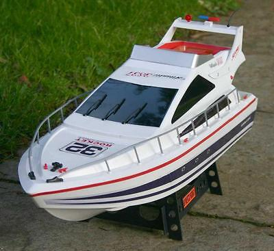 HUGE HENG LONG Remote Control RC Racing Atlantic Speed Boat Yacht Model toy gift