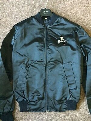 DAVID BOWIE 1983 THE HUNGER Original Crew Jacket Unused in Large