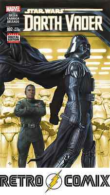 Marvel Darth Vader #2 Fifth Print New/unread Bagged & Boarded