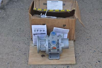 Gast 16AM-FRV-13 Reversible Lubricated Air Motor 9.5HP 2,000RPM 100PSI NEW