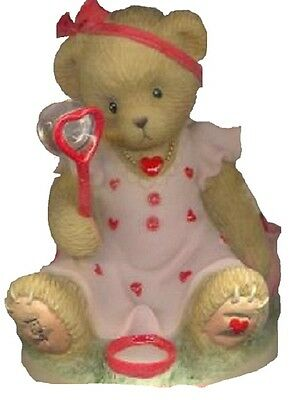 CHERISHED TEDDIES   BUBBLING OVER WITH LOVE -Valentine