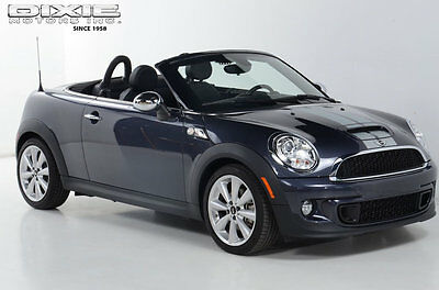 2014 Mini Cooper 2dr S 2dr S Immaculate Condition. Low Miles. Sport Package. Flawless CARFAX. Save on F