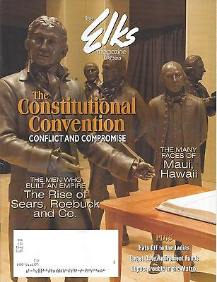 Elks Magazine May 2013 Rise of Sears, Roebuck & Co.-Constitutional Convention