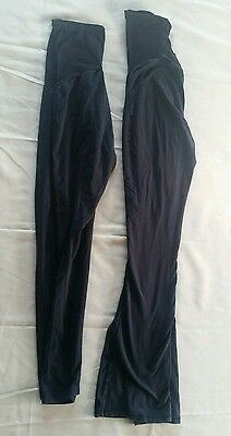 Lot of maternity high panel leggings and yoga pants size small