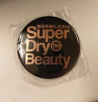 Superdry Compact Mirror Super Dry Mirror Beauty Mirror Stocking Filler