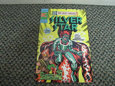 Comic Book: Silver Star - Volume 1, Issue #1 (1982) Jack Kirby - Great Condition