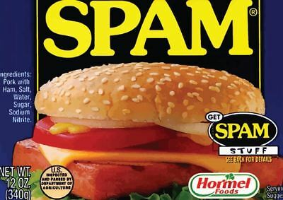 Spam Meat Funny Retro New Art Print Poster Yf1402