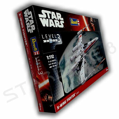 X-Wing Fighter - Star Wars Revell Modellbausatz Model Kit  Rogue One