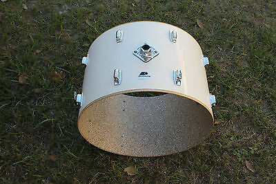 """1980's Ludwig Rocker 16x24"""" Bass Drum. w/4 ply maple shell. made in USA  Lot#2"""