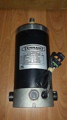 New  Tennant  6100 Brush Motor # 1055614AM