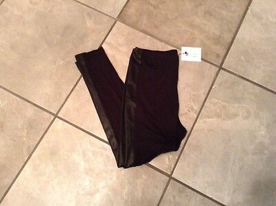 Mamalicious Maternity Black Leggings Size L brand New With Tags Rrp £22
