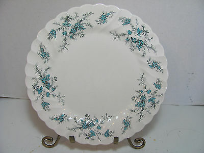 Myott Staffordshire Forget Me Not Dinner Plate(S)