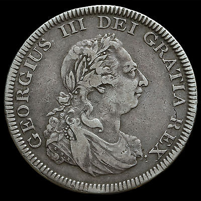 1804 George III Bank of England Issue Silver Dollar