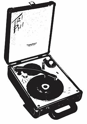 DECK TURNTABLE DJ VINYL MUSIC PRINT ART POSTER PICTURE A3 SIZE GZ1515