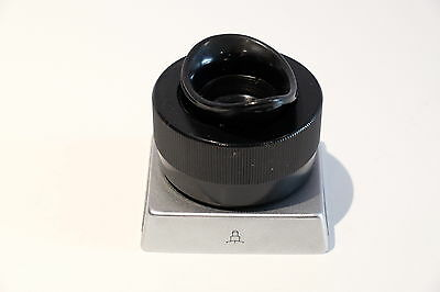 Pentacon Six Magnifying Loupe Hood Chimney Focussing Finder Scarce