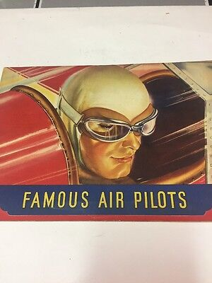 Heinz 57 - Famous Air Pilots Book - Giveaways