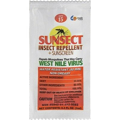 SST03 Sunscreen Insect Repellent .30