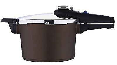 Bergner Pressure cooker 22cm 4.0L Induction + Gift Kitchen Timer