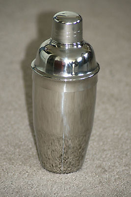 Top Quality Vintage Chrome Plate Cocktail Shaker