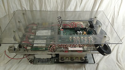 Benshaw Open Chassis Starter Mdl RBX-1-S-180A-15C 180Amp Continuos, 3Ph, 600VAC