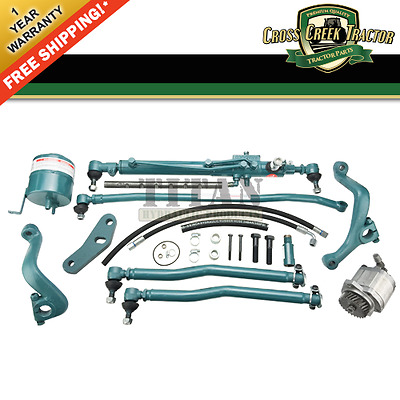 3000PSKIT NEW Ford Tractor Power Steering Add on Kit 2000, 3000, 2600, 3600+
