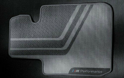 BMW F32 428 435 2014- M Performance floor mats front and rear 51472407305