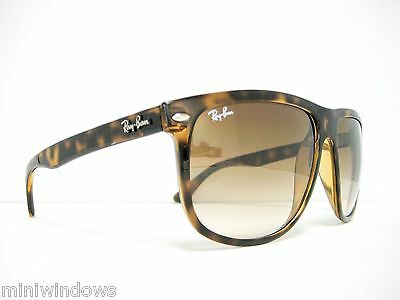 RAY BAN RB4147 710/51 Havana / Brown Gradient 60mm NEW AUTHENTIC SUNGLASSES