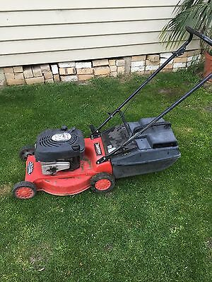 Rover 4 Stroke Lawn Mower 4 New Blades 5hp Good Condition