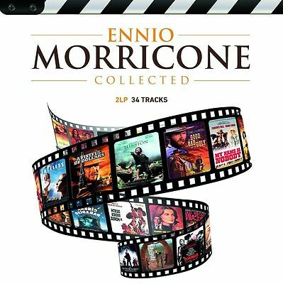 Ennio Morricone - Collected 2x 180g vinyl LP NEW/SEALED Best Of  Soundtrack OST